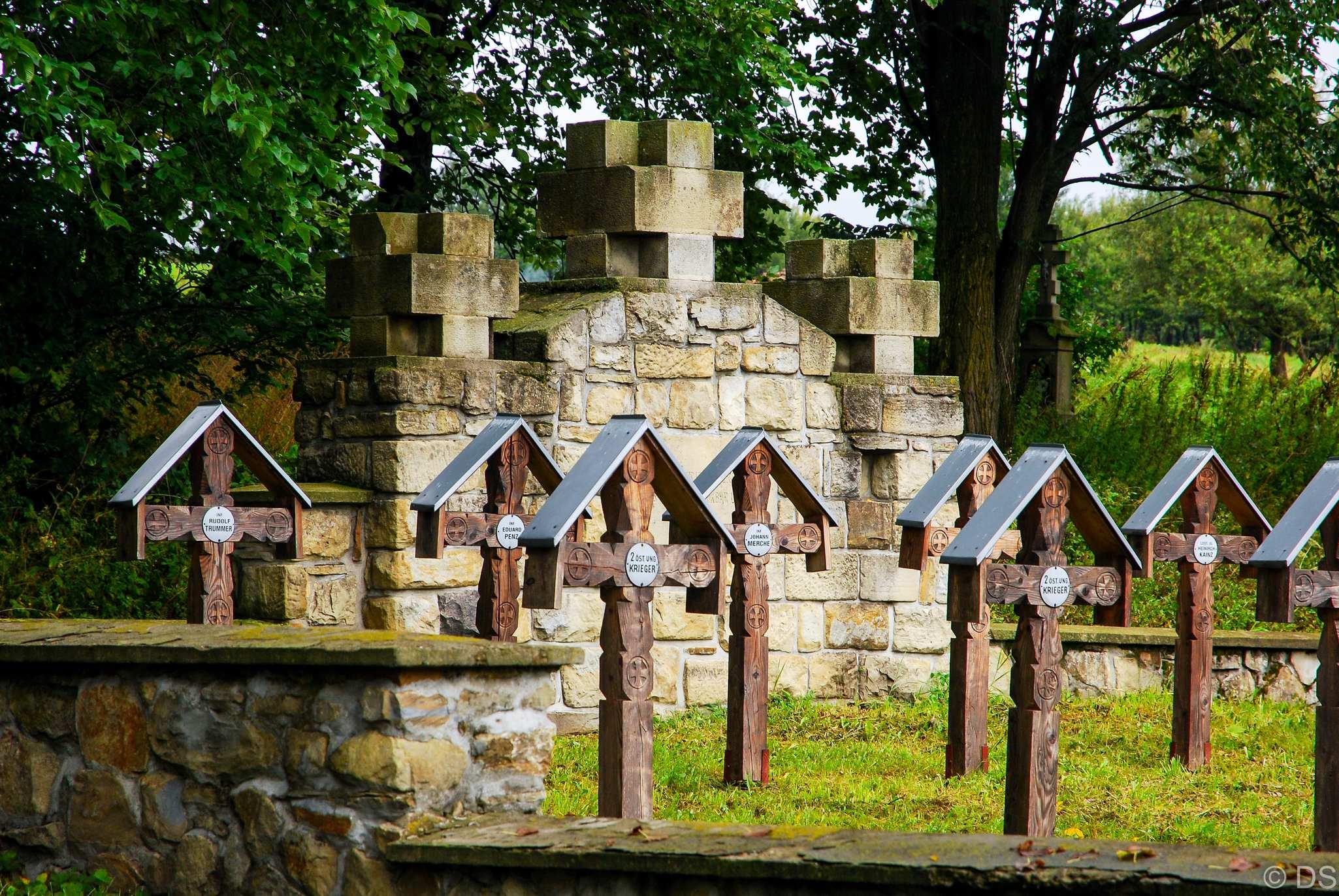 Cmentarz nr 3 - Ożenna