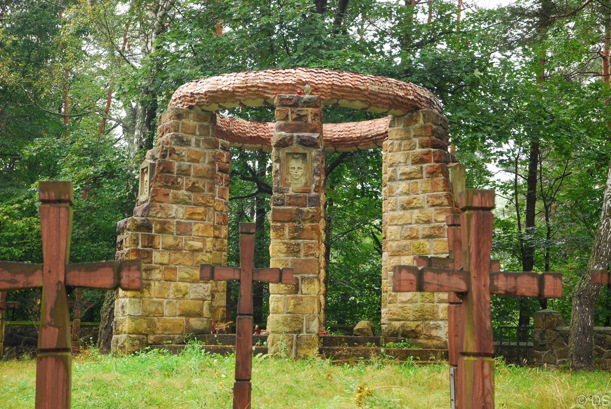 Cmentarz nr 6 - Krempna
