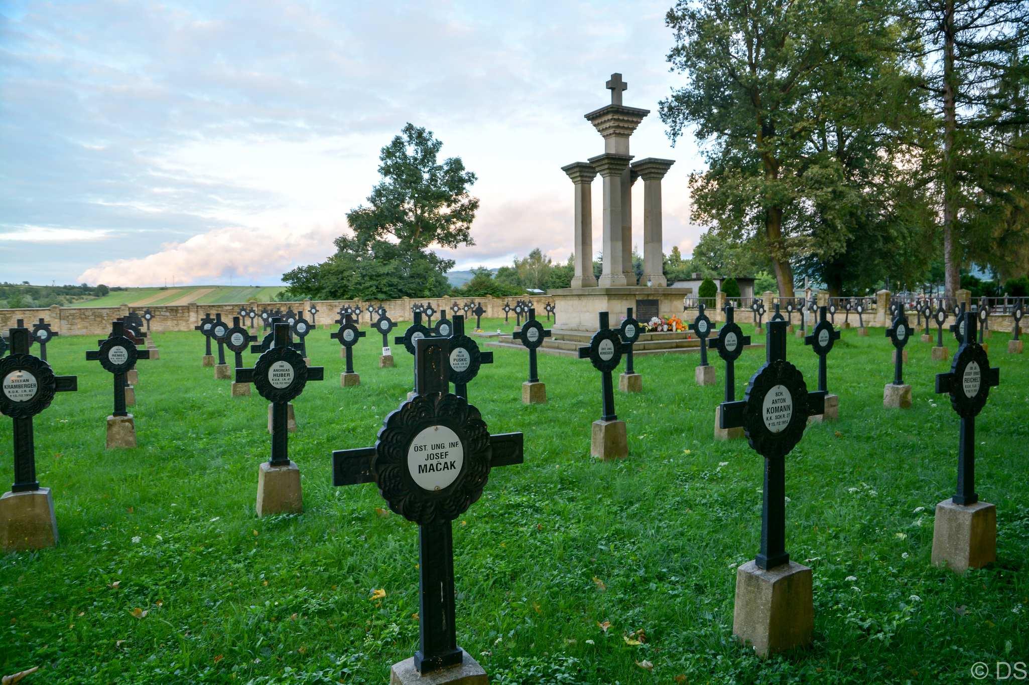 Cmentarz nr 8 - Nowy Żmigród