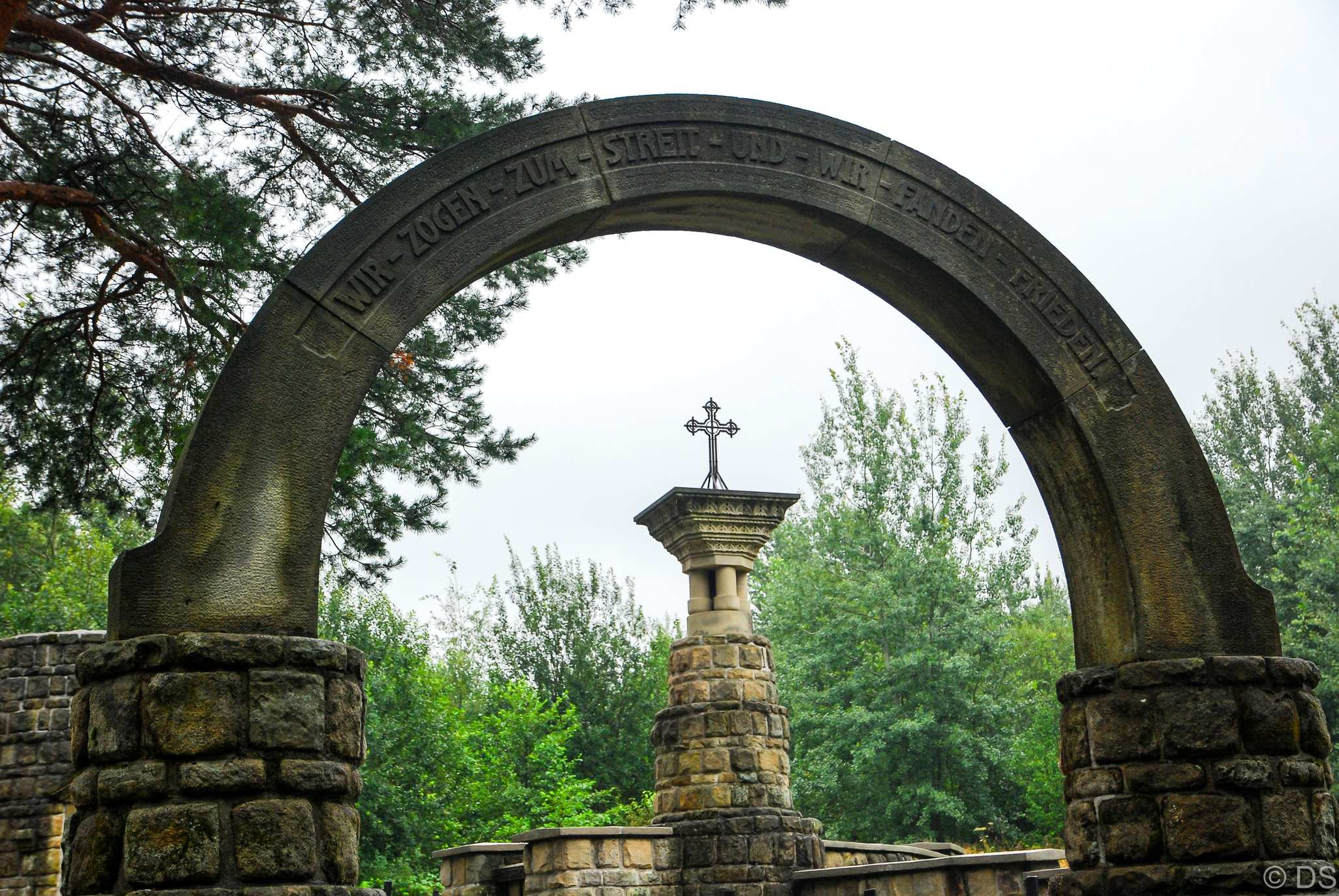 Cmentarz nr 11 - Wola Cieklińska