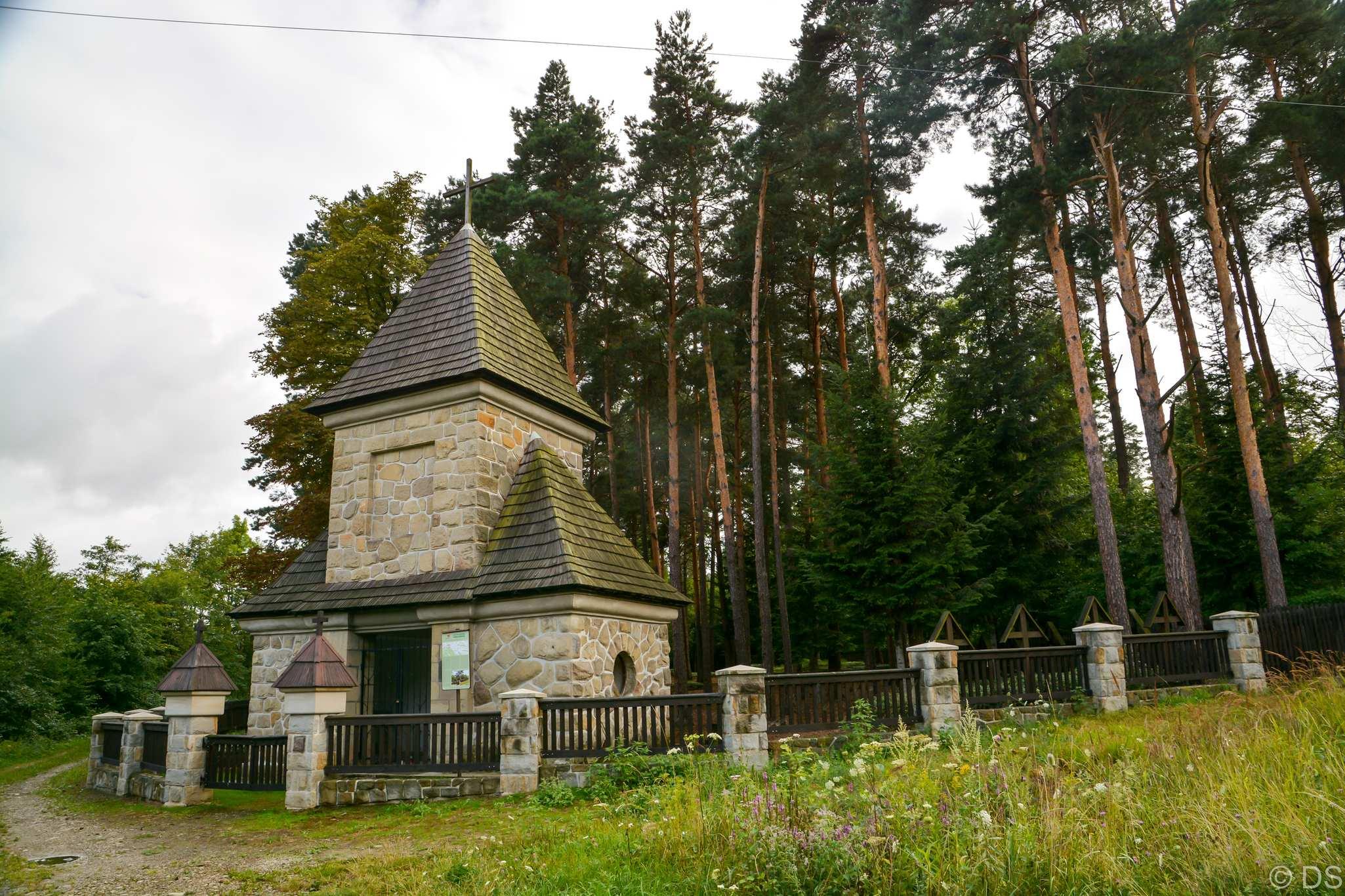 Cmentarz nr 14 - Cieklin