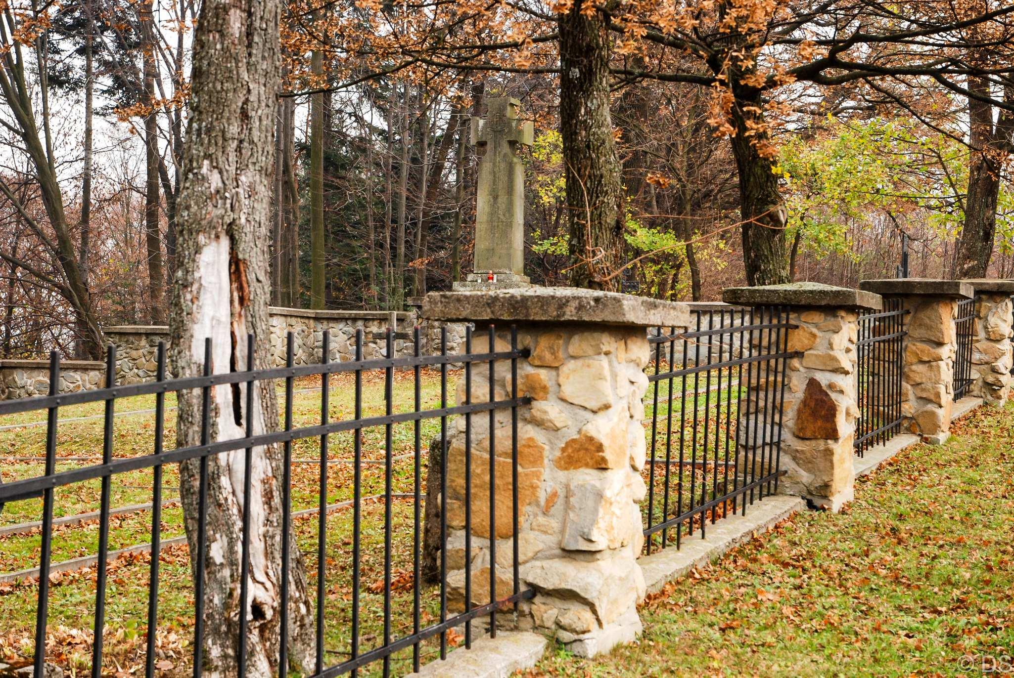 Cmentarz nr 15 - Harklowa