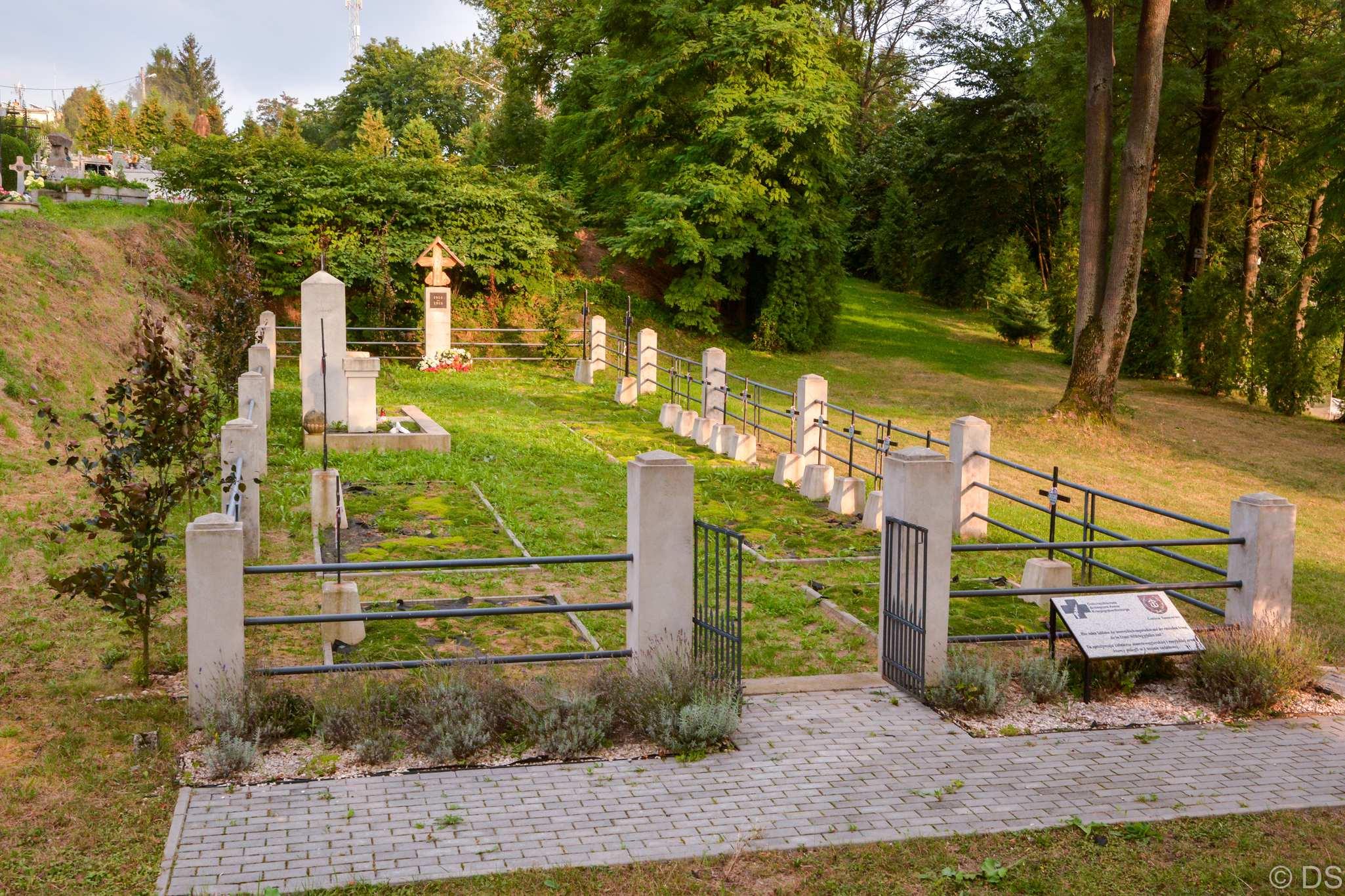 Cmentarz nr 19 - Tarnowiec