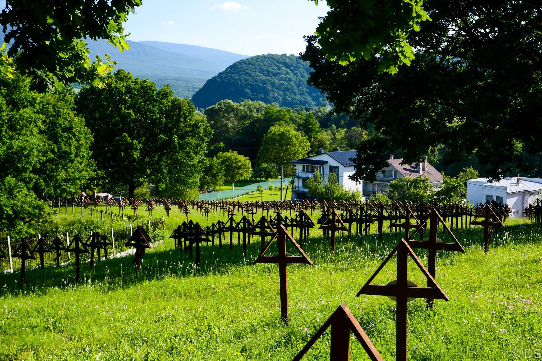 Cmentarz Stakčín